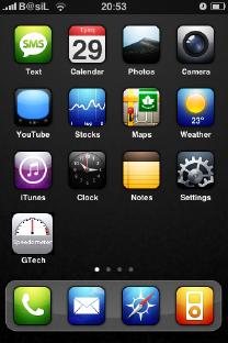 iphone Gtech