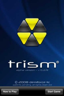 trism iphone game