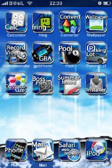 Fresh iPhone Theme 2