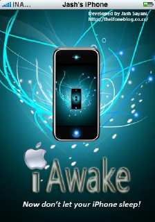 iAwake iPhone Wifi