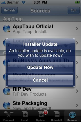 iPhone Installer v3.11