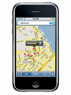 iphone maps offline