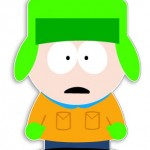 iPhone Wallpaper southpark kyle broflovski