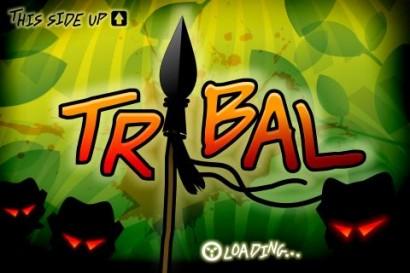 tribal iphone game