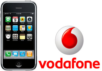 vodafone greece iphone3g