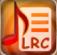 weLyrics icon