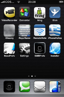 Flat iPhone Theme 2
