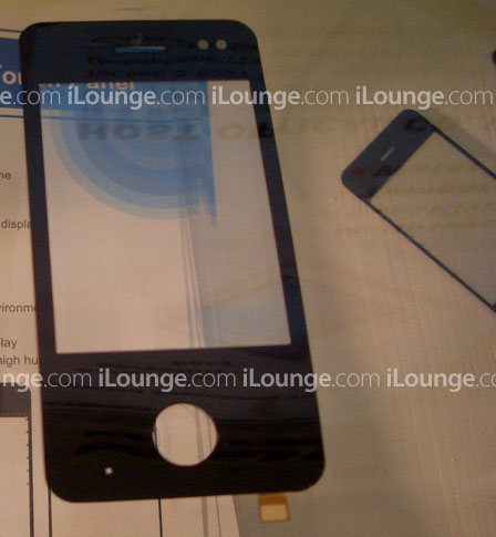 iPhone Nano touch-screen leaked