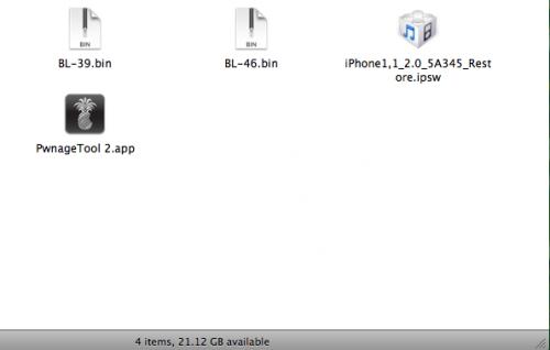 Pwnage 2.0 (Mac)