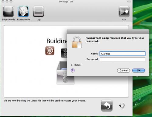 Pwnage 2.0 (Mac) 21