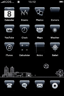 iPhone 3G Theme 2