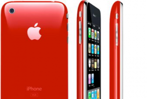 iPhone 3G (RED)