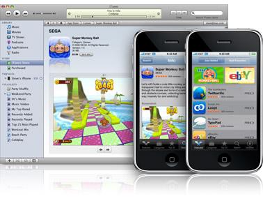 iPhone Appstore