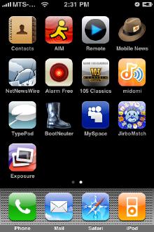 iphone firmware 2.0 unlocked 2