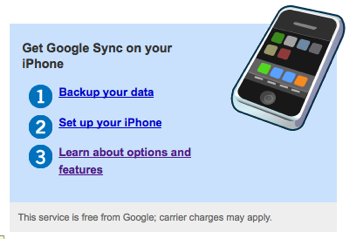 google-sync-beta-for-iphone