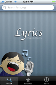 lyrics-iphone-tunewiki-1