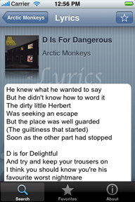 lyrics-iphone-tunewiki-2
