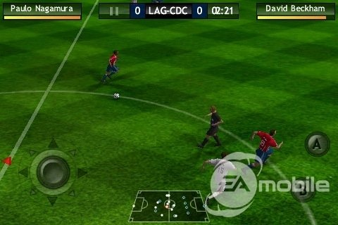 FIFA 2010 for iPhone and iPod touch