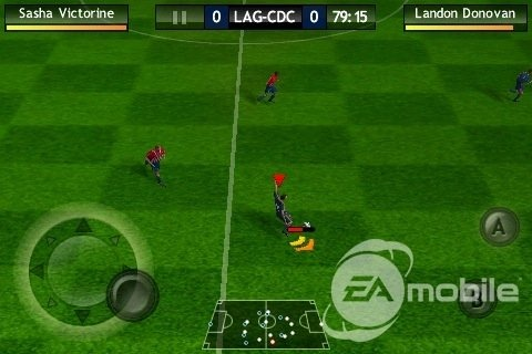 FIFA 2010 for iPhone and iPod touch_2