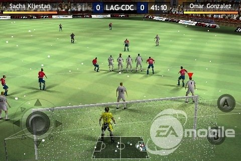 FIFA 2010 for iPhone and iPod touch_3