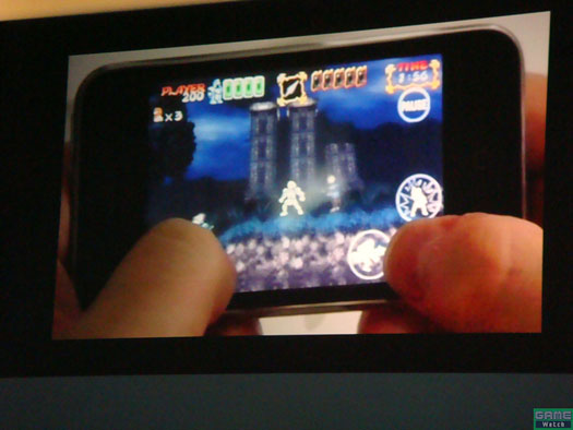 Ghouls 'n Ghosts Ghosts 'n Goblins for iPhone