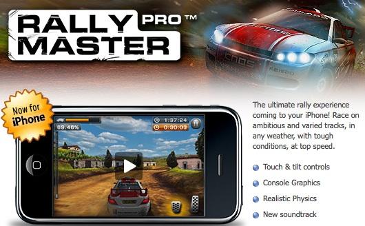 'Rally Master Pro'