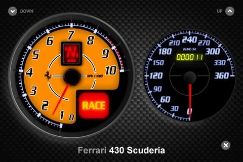 Ferrari Sound iPhone Appstore