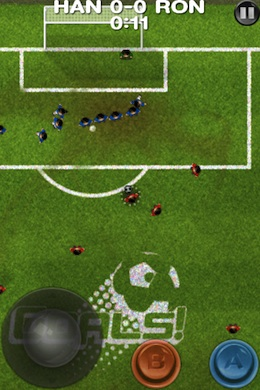 Goals iPhone Kick-off Sensible soccer