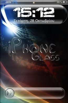 iGlass OS v1.0 by iPH Theme Team