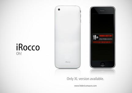 iPhone Federico Mauro iRocco