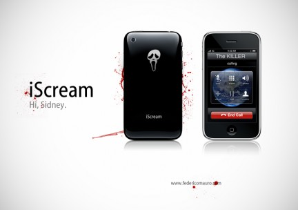 iPhone Federico Mauro iScream