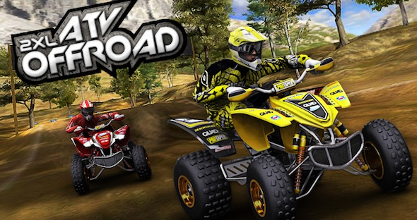 2XL ATV Offroad iPhone