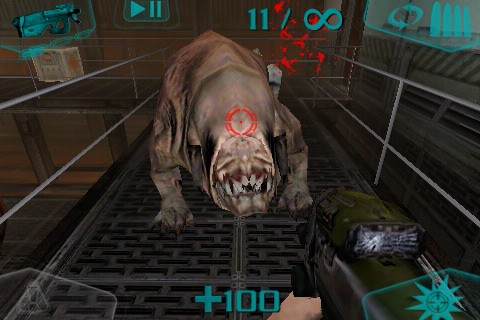 DOOM Resurrection iPhone