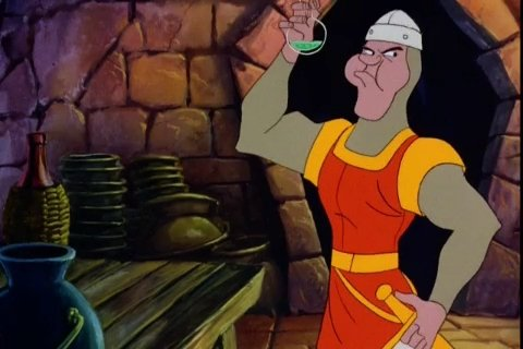 Dragons Lair is officially coming to iPhone iPod Touch