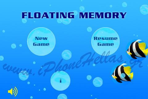 Floating Memory iPhoneHellas