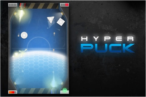 Hyper Puck iPhone
