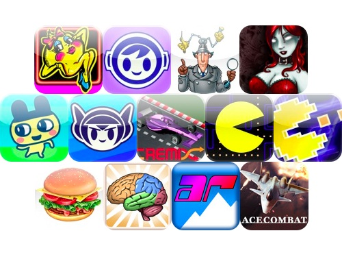 Namco_Appstore_Christmas_Sale