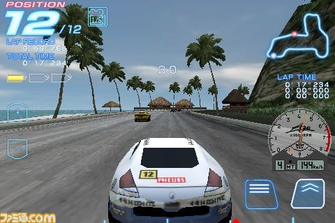Ridge Racer Accelerated for iPhone