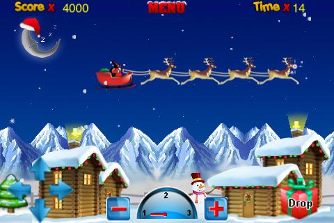 Santa's Delivery Dash