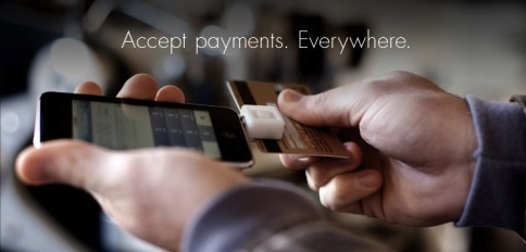 Square iPhone Payment SystemUp
