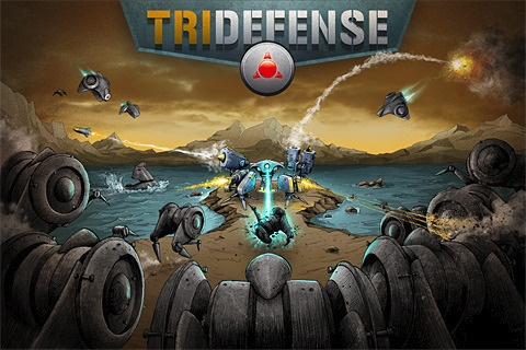 TriDefense iPhone