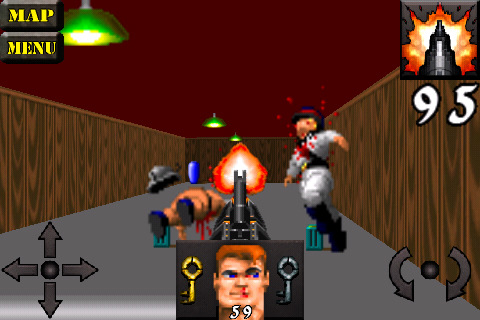 Wolfenstein 3D Classic Platinum iPhone