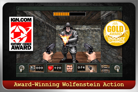 Wolfenstein RPG iPhone