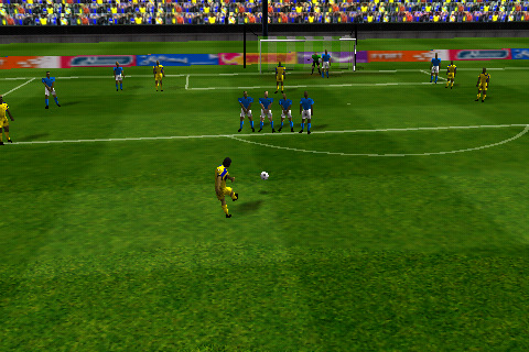 X2 Soccer 2009 iPhone
