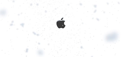 apple-snow-christmas