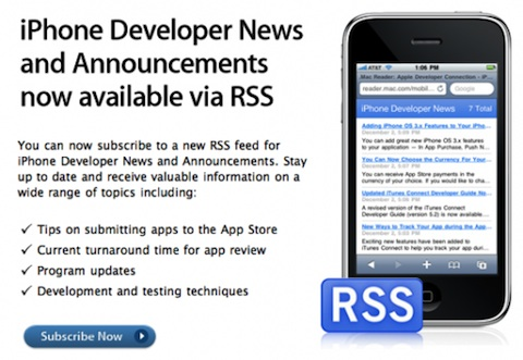 iphone-dev-rss