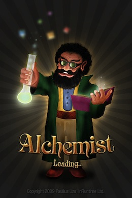 Alchemist iPhone