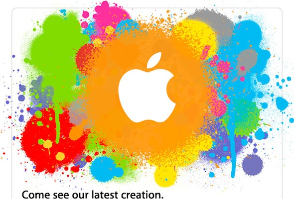 Apple January 27th event latest creation