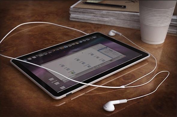 Apple Tablet iPad iSlate