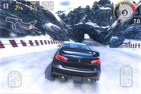 GT Racing iPhone Gameloft